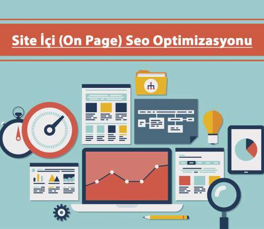 On Page SEO Optimizasyon